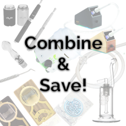 *New Feature* Combine and Save on Vaporizers and Accessories!