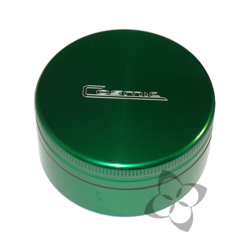 Cosmic Case Grinder - Small Two Piece - cosmic_small_2pc_anodize