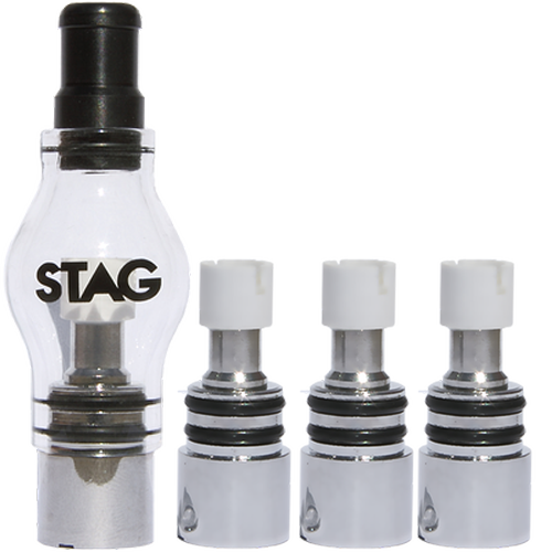 Stag Glass Globe Attachment Kit - stag-vaporizer-glass-globe-kit