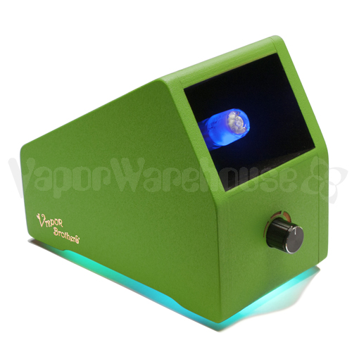 Limited Edition Green Vaporbrothers Vaporizer