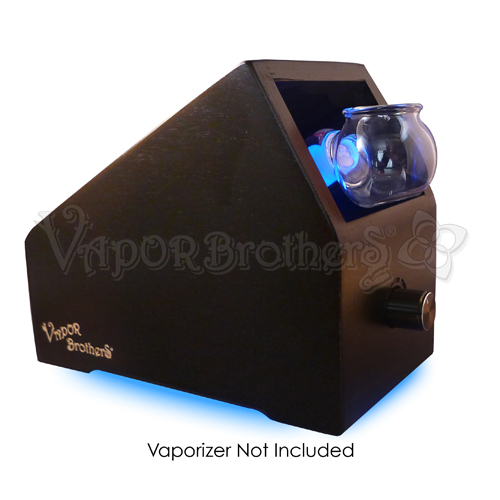 Aromabulb - Vaporbrothers Clear Glass Essential Oil Diffuser